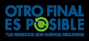 Logotipo de la campaña de reciclaje de RAEE de ECOTIC